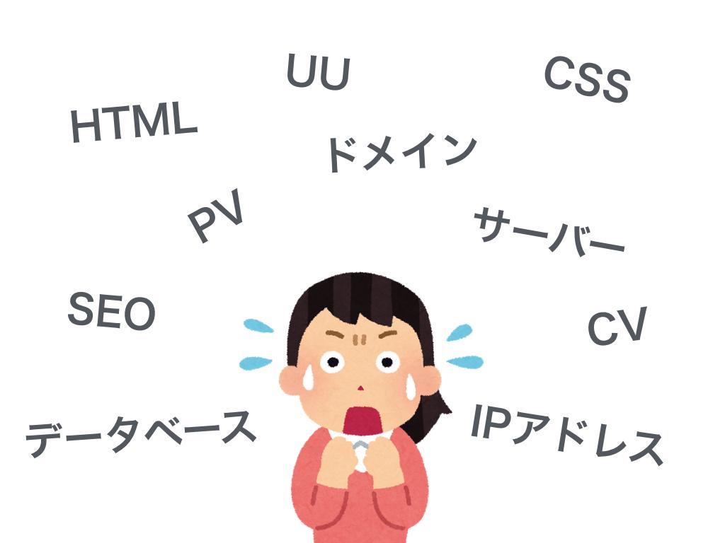 WEB業界入門。WEBマーケティング用語やプログラミング初心者向けの基礎知識まとめ