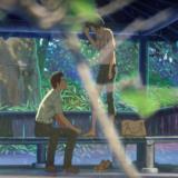 新海誠 監督の映画「言の葉の庭」のあらすじとネタバレ感想。舞台の聖地 新宿御苑がリアルすぎ